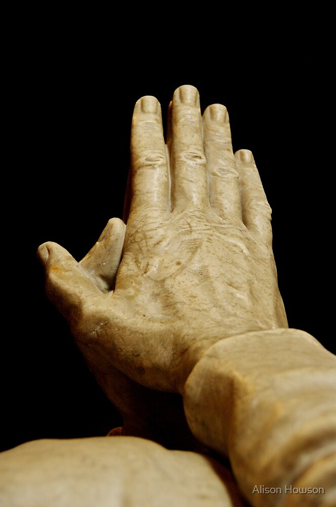 Hands of God by Alison Howson