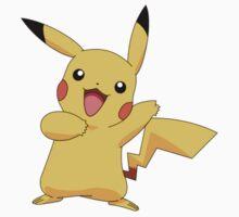 Pikachu - pokemon  by HDPR