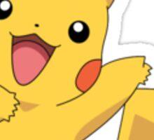 Pikachu - pokemon  Sticker