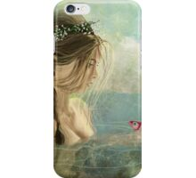 Please sing me your song ... iPhone Case/Skin