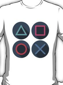 Controller Buttons Set T-Shirt