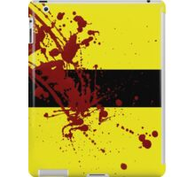 Kill Bill - Tarantino  iPad Case/Skin