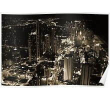 The Lights of Surfer's Paradise from Q1 Poster