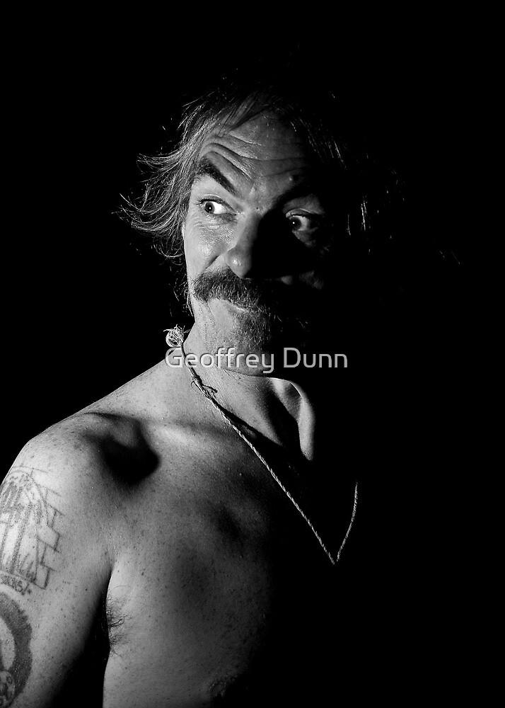 ...he's not the messiah; he's a very naughty boy... by Geoffrey Dunn