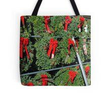 Wreath Market Tote Bag
