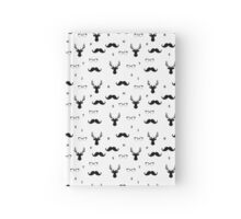 Hipster Icon Hardcover Journal