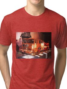 Engine Company 6 FDNY WTC 9-11-2001 > Tri-blend T-Shirt