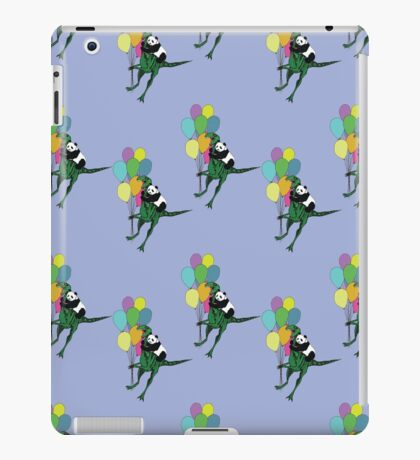 Flying away pattern iPad Case/Skin