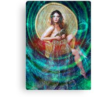 HER REALM 2 Canvas Print
