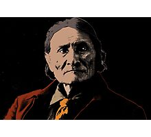 GERONIMO Photographic Print