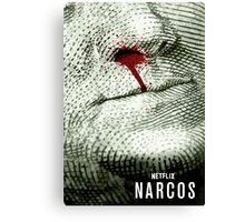 Narcos 2015 Canvas Print