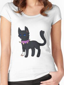 Scourge Chibi Women's Fitted Scoop T-Shirt
