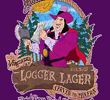Virginian Logger Lager  by Robiberg