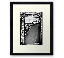 Hold Framed Print