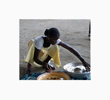 DAKAR ,SENEGAL NATIVE FIXING LUNCH  Unisex T-Shirt