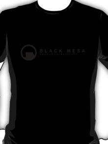 Black Mesa Research Facility T-Shirt