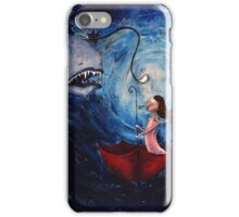 The Angler iPhone Case/Skin