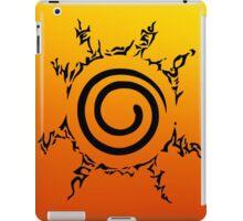 Naruto Seal iPad Case/Skin