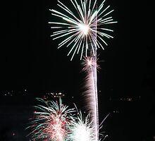 Fireworks 01 by Stecar