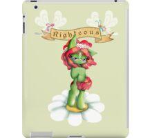 THE BIRTH OF AN EQUINE VENUS (NO BG) iPad Case/Skin