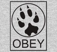 Furry Propaganda : OBEY by WeAreTheW