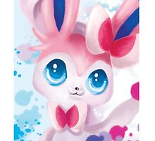 Sylveon by Psiana