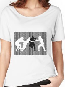 Rugby Tackle 3 Women's Relaxed Fit T-Shirt