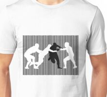 Rugby Tackle 3 Unisex T-Shirt