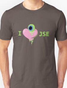 I <3 JSE Unisex T-Shirt