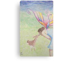 Fairy Kisses Canvas Print