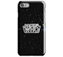 Doctor Who - 1980 iPhone Case/Skin
