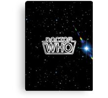 Doctor Who - 1980 Canvas Print