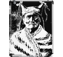GERONIMO (1888) iPad Case/Skin