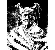 GERONIMO (1888) Photographic Print