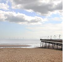 A SUNNY DAY IN SKEGNESS by gavin mcwalter