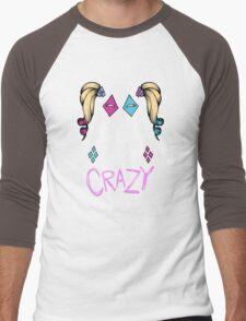 Lets get crazy!-new colors Men's Baseball ¾ T-Shirt