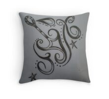 Not sure really? Throw Pillow