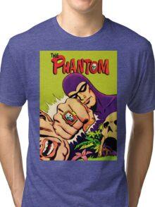 Phantom #8 Tri-blend T-Shirt