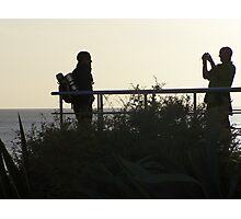 Caught in the act ! Portugal Photographic Print