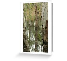 Wet Feet Greeting Card
