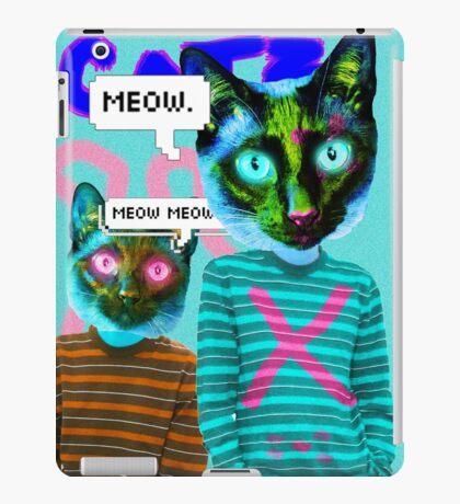 Meow STONARIA II iPad Case/Skin