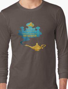 A Whole New World - Aladdin Long Sleeve T-Shirt