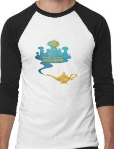 A Whole New World - Aladdin Men's Baseball ¾ T-Shirt