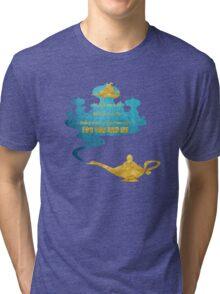 A Whole New World - Aladdin Tri-blend T-Shirt