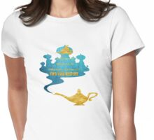 A Whole New World - Aladdin Womens Fitted T-Shirt