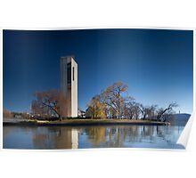 National Carillon, Canberra ACT Poster