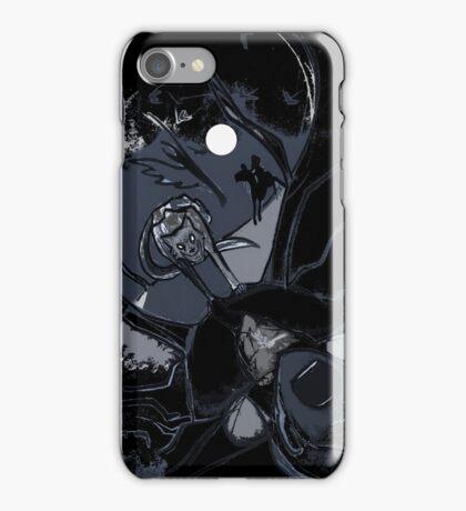 In the Blue Grove iPhone Case/Skin