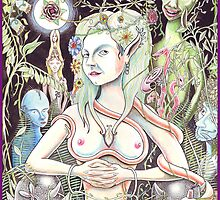 Fairy Goddess by Gavin L. O'Keefe