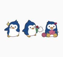Mawaru Penguins Trio Kids Clothes