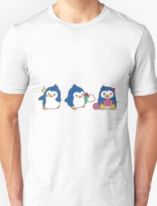 Mawaru Penguins Trio T-Shirt